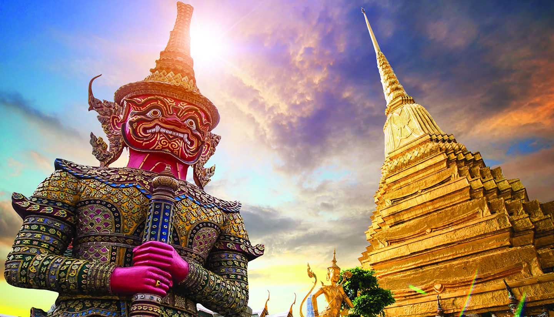 Thailand [September] Hin- und Rückflug mit KLM / Air France von Düsseldorf oder Hamburg nach Bangkok ab 388 € inkl. Gepäck