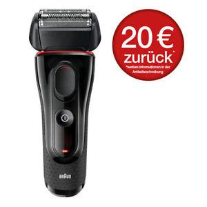 [ebay Plus] Braun Series 5 5030s Akkurasierer Netzrasierer + 20,- € Cashback