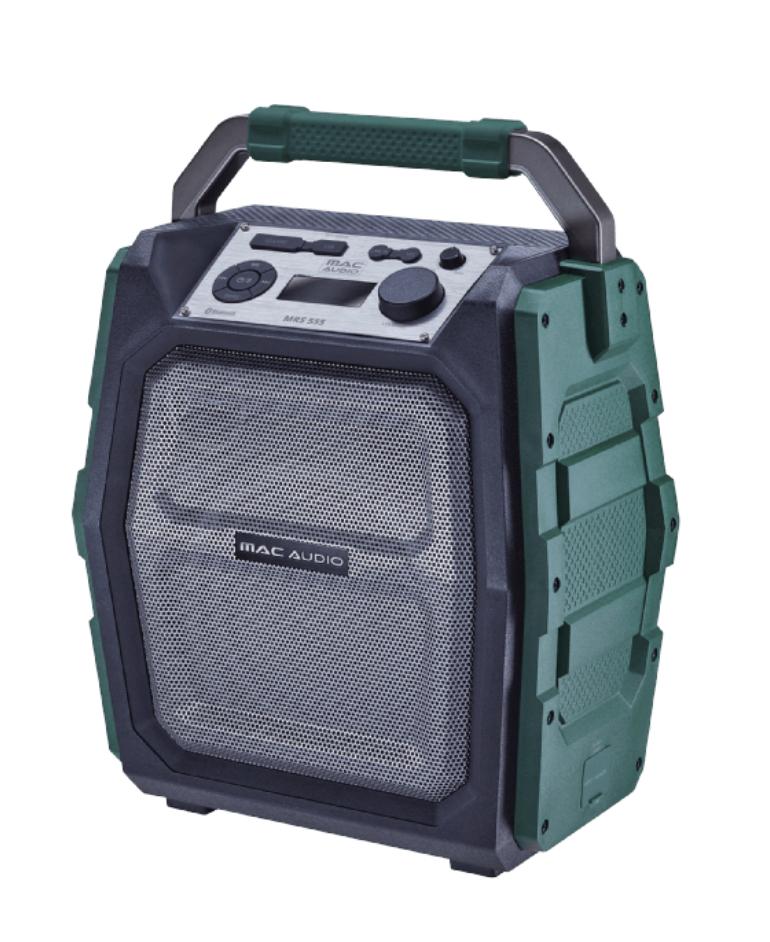 MAC AUDIO MRS 555, Soundblaster, Bluetooth Lautsprecher