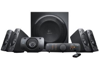 [Saturn] Logitech Z906 3D Stereo Lautsprecher THX (Dolby 5.1 Surround Sound und 500 Watt) schwarz für 166,-€**Wieder Verfügbar