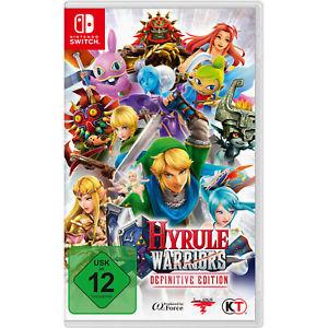 Hyrule Warriors Definitive Edition für Nintendo Switch [Ebay Plus]