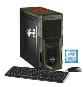 [Saturn] Hyrican Gaming PCs im Angebot, z.B. HYRICAN Military Gaming 5542, Gaming PC mit Core™ i5 Prozessor, 8 GB RAM, 1 TB HDD, Geforce® GTX 1050, 2 GB GDDR5 Grafikspeicher // mit ebay-plus für 619€ // mit Umzugsdeal 571€