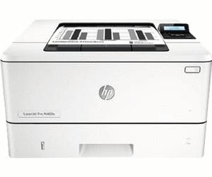 Laserdrucker (s/w) HP LaserJet Pro M402dn C5F94A (40 S/min, 350 Blatt, Duplexeinheit, USB 2.0, LAN, Cloud Print)