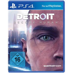 Detroit: Become Human (PS4) für 44€ (eBay Plus Saturn)