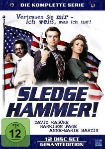 Sledge Hammer - Komplette Serie (12 DVDs) für 32,99€ versandkostenfrei (Saturn & Amazon)