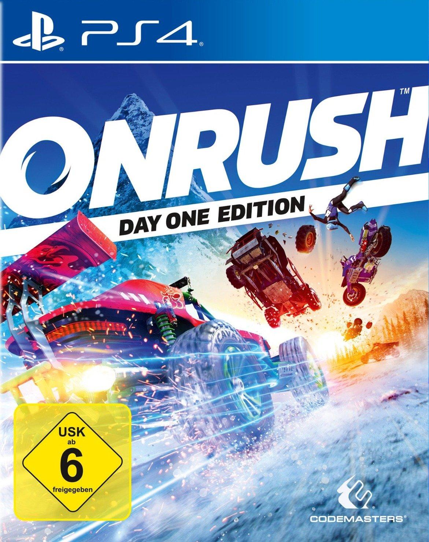 Onrush (PS4) kostenlos zocken am Wochenende