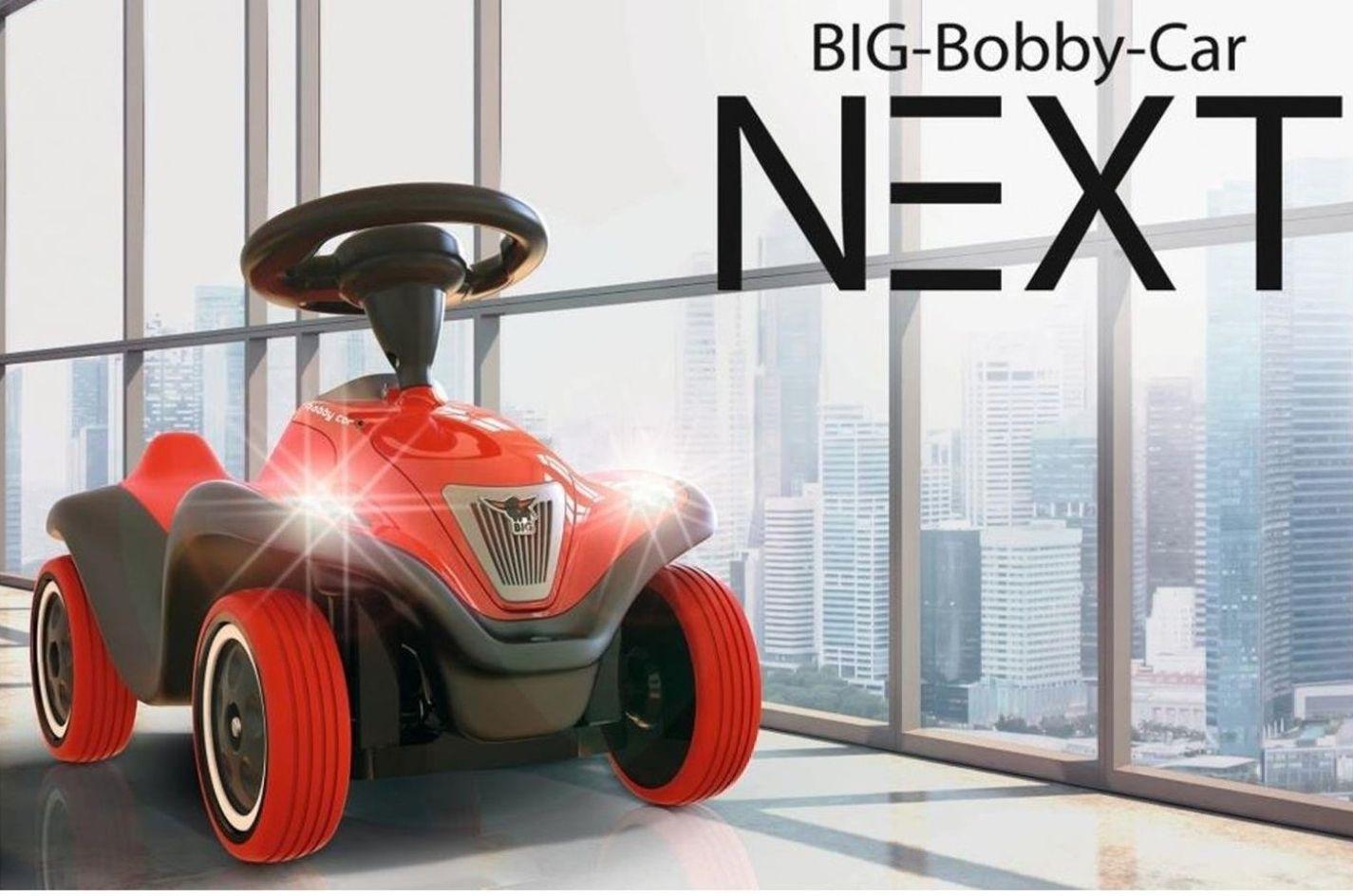 BIG Bobby Car Next (Nur Prime Mitglieder)