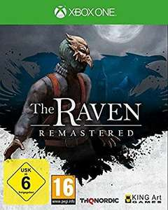 The Raven: Vermächtnis eines Meisterdiebs Remastered (Xbox One)(Amazon Prime)