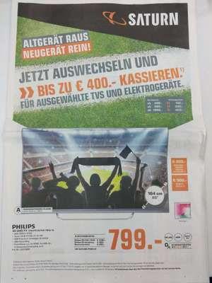 PHILIPS 65 PUS 7502/12 4K UHD TV *SATURN HEIDELBERG*