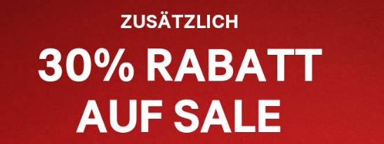 NOCHMAL 30% auf Sale nach Serverabsturz bei H&M