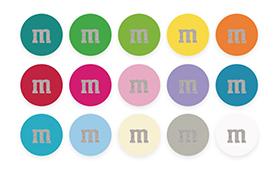 Personalisierte M&M's für Hochzeiten, Geburtstage etc.