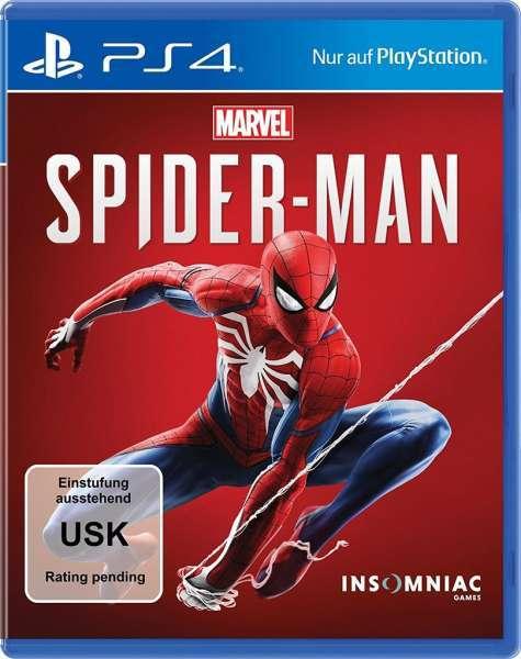 Rakuten - Spider Man für PS4 mit Newsletter Gutschein