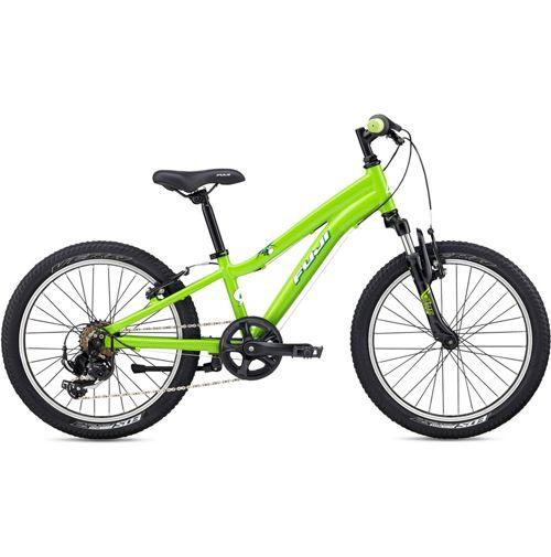 Fuji Dynamite 20 Kids Bike - grün oder blau