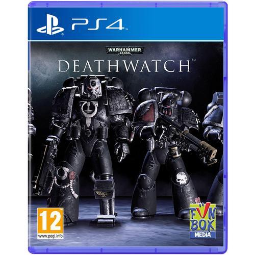 Warhammer 40,000: Deathwatch (PS4) für 11,29€ (MeMemory)