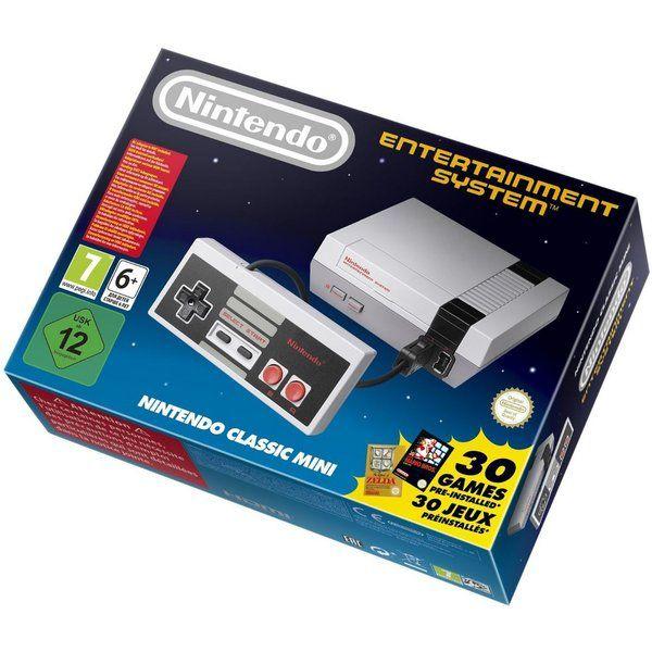 Nintendo Classic Mini NES für 50,96€ inkl.Versand über die Check24 App