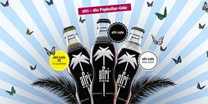 12x0,30 € Cashback auf afri cola [Coupies]