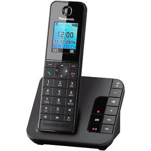 [Saturn/ebay] PANASONIC KX-TGH 220 GB, Schnurloses Telefon, Schwarz oder Weiß