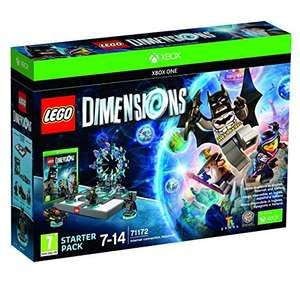 LEGO Dimensions Starter-Pack (Xbox One) für 24,92€ (Amazon IT)