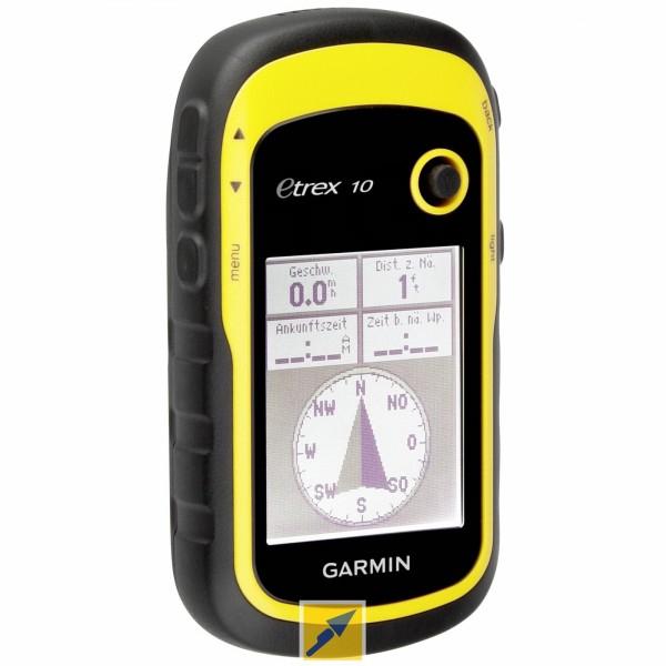 Garmin eTrex 10 mit Masterpass