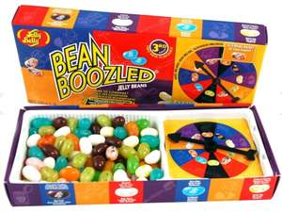 "[Prime] Jelly Belly Glücksrad ""Bean Boozled"", 1er Pack (1 x 100 g)"