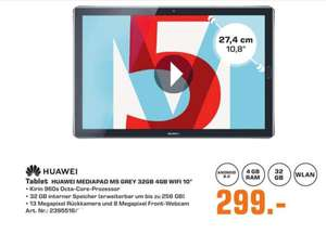 """Huawei m5 Tablet  10"""" (Saturn Hannover)"""