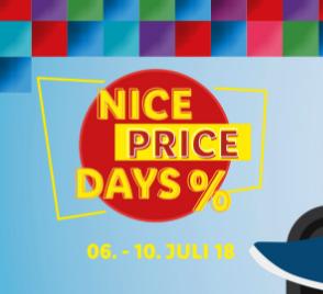 Nice Price Days, heute 20% Rabatt auf Baumarkt [LIDL-Online]