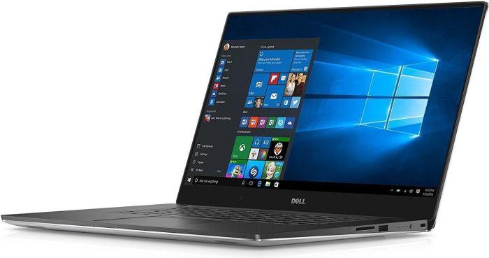 """Dell XPS 15 2017 - Core i7-7700HQ, GTX 1050 4GB, 16GB RAM, 512GB SSD, 15,6"""" Full-HD, Win 10, 1,8kg"""