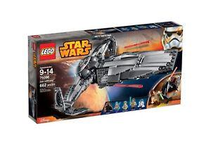Lego 75096 Sith Infiltrator Star Wars von 2015 für 75 Euro