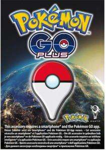 Pokémon GO Plus für 22,82€ (Amazon UK)