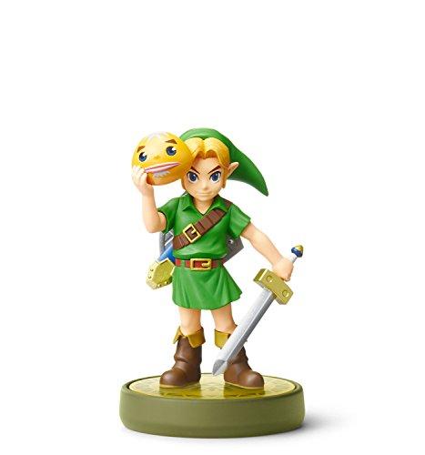 Nintendo amiibo (The Legend of Zelda Collection) Link Majora's Mask für 12,99€ (Amazon Prime & Saturn & MM)
