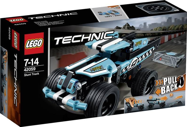 LEGO 42072 + 42073 + 42059 für 38 € (abgl. 2% Shoop) bei Völkner