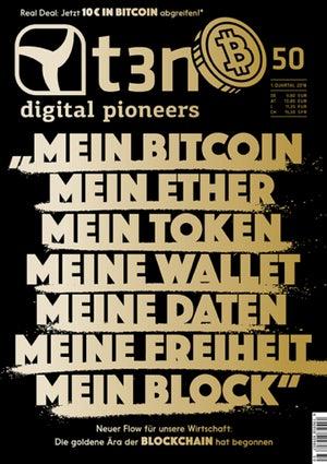 freebie - t3n Nr. 50 PDF - Das goldene Zeitalter der Blockchain