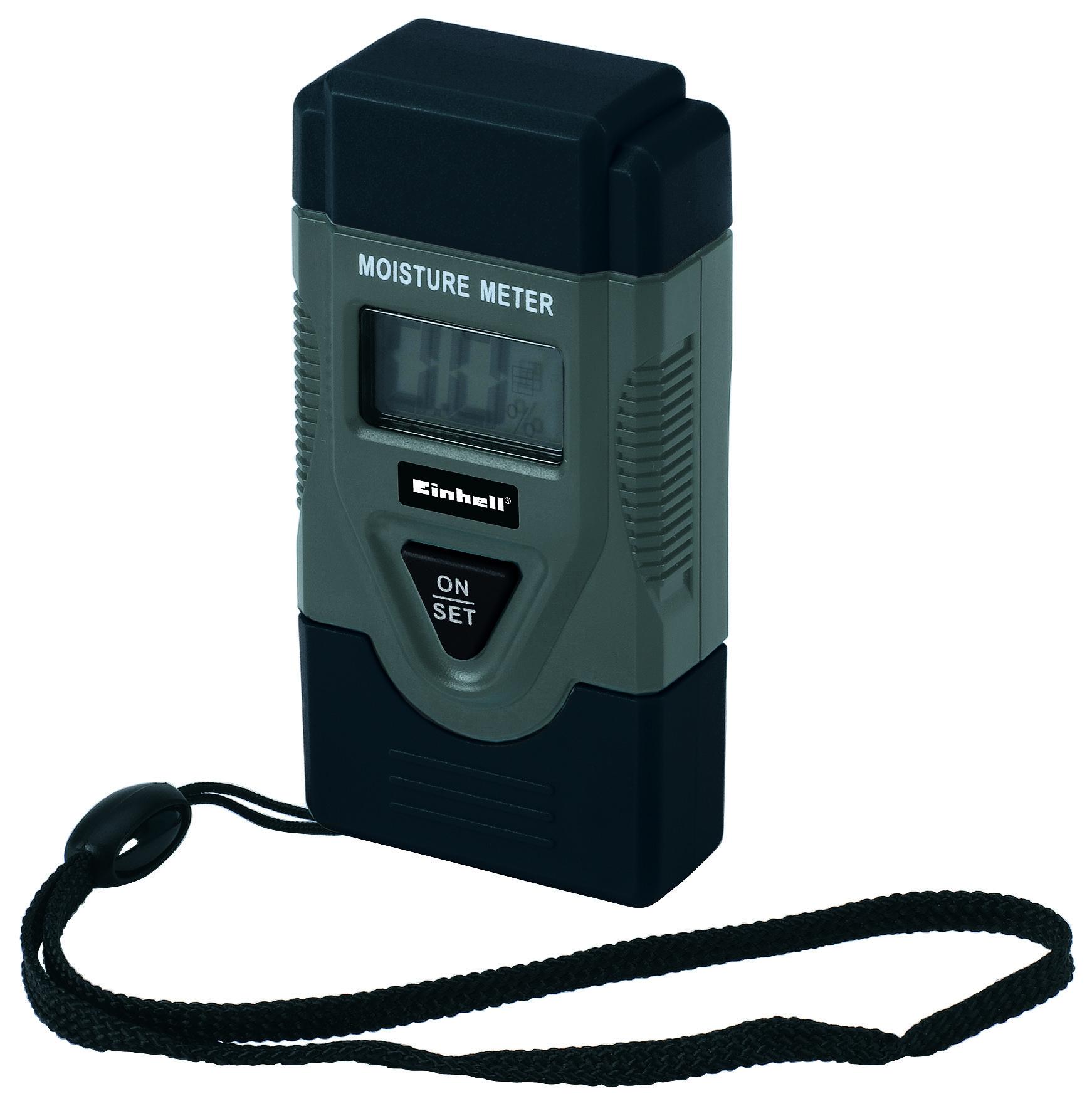 Norma24 - Einhell Holzfeuchte Messgerät