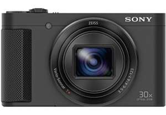 "Kompaktkamera Sony Cyber-shot DSC-HX80 (18.2 Megapixel, 30x optischer Zoom, 3"" LCD, WLAN, NFC)"