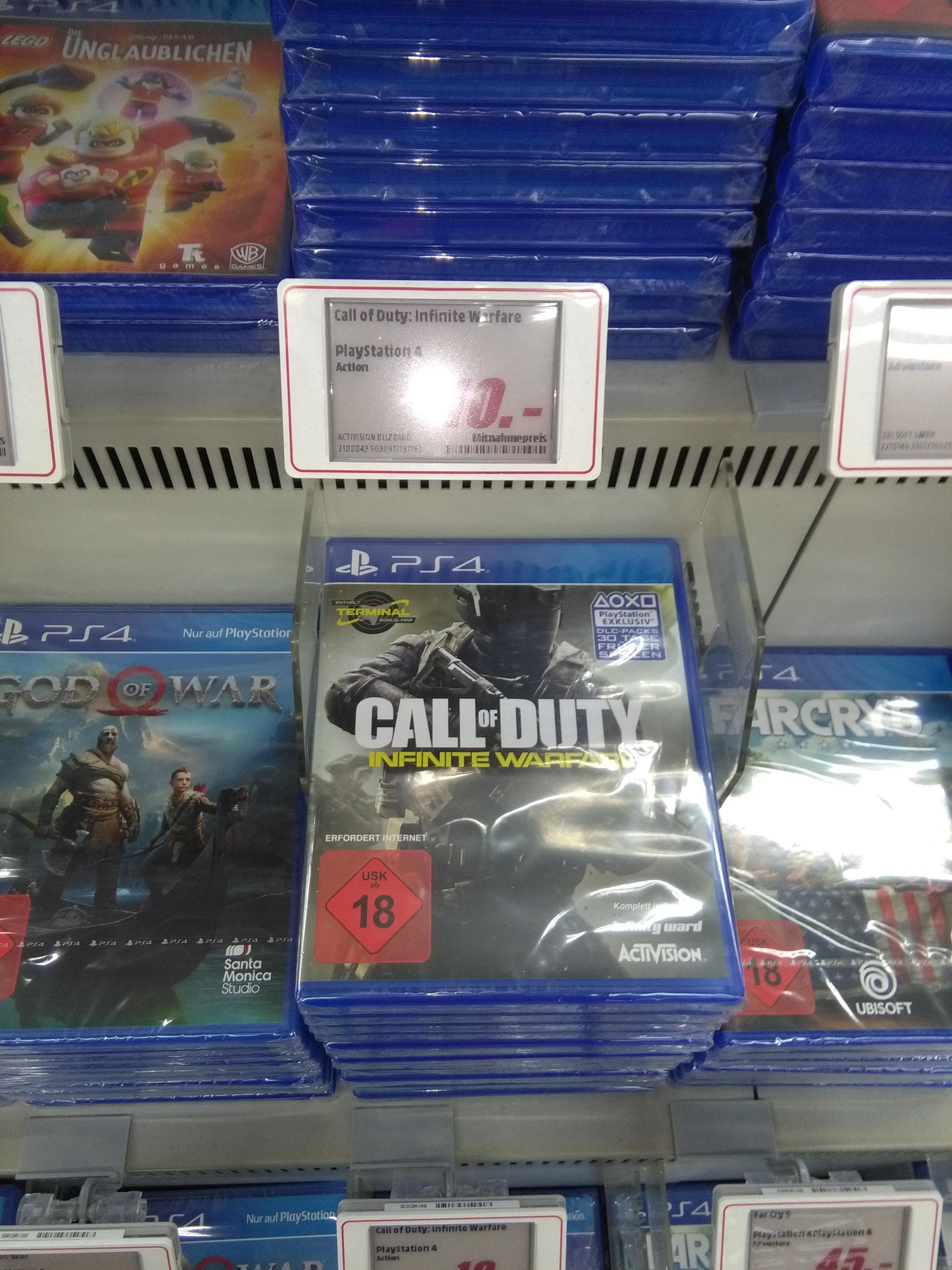 PS4 Call of Duty Infinite Warfare bei Media Markt Bochum Hofstede
