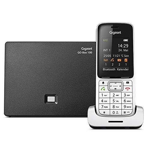 [Amazon WHD Italien] Gigaset SL450A GO Analog/VoIP-Telefon, Testsieger 2018