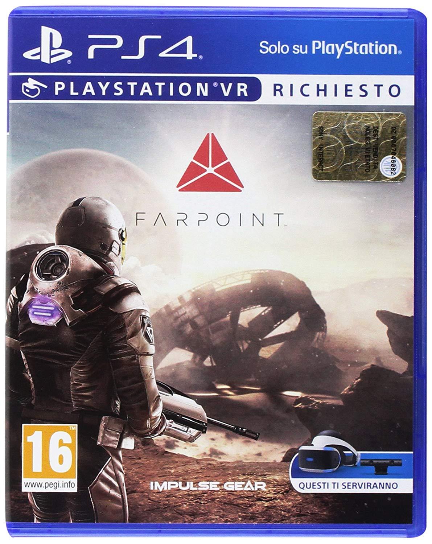 Farpoint (PS4) für 13,60€ inkl. Versand (Amazon.it)