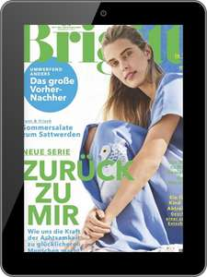 Brigitte ePaper Miniabo (3 Monate/ 7 Ausgaben) gratis (Kündigung notwendig)