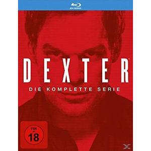 Dexter - Die komplette Serie (Blu-ray) für 35€ (eBay Plus Saturn)