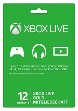 [VPN Brasilien] Ein Jahr Xbox Live Gold für 25,99 Euro per VPN-Aktivierung