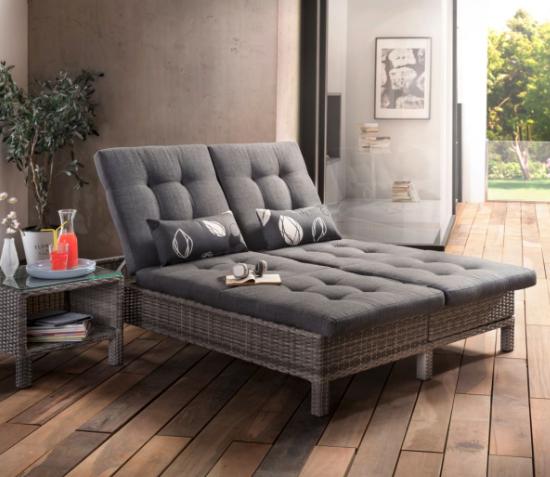 10% Rabatt auf Gartenmöbel bei Garten XXL, z.B. Premio Living Daybed/Sofa