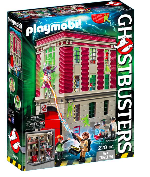 Playmobil Ghostbusters - 9219 - Ghostbusters Feuerwache