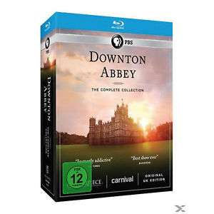 Downton Abbey - Die komplette Serie (Blu-ray) für 35€ (eBay Plus)