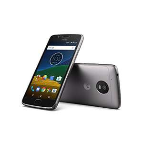 Lenovo Moto G5 Dual-SIM (5'' FHD IPS, Snapdragon 430 Octacore, 3GB RAM, 16GB eMMC, 13MP + 5MP Kamera, kein Hybrid-Slot, 2800mAh wechselbar mit Quick Charge, Android 7)