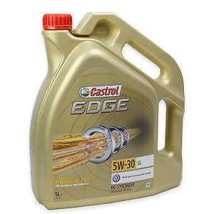 2x Castrol EDGE 15669E Titanium FST LL 5W-30 5 Liter für 53,38€ (eBay Plus)