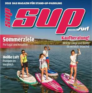 SUP gratis Digitalmagazin