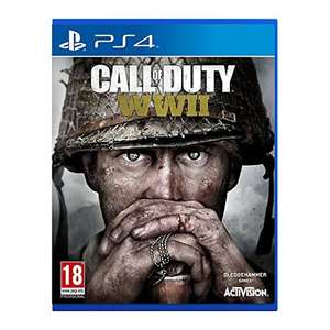 Call of Duty: WWII (PS4) für 26,21€ (Amazon UK)