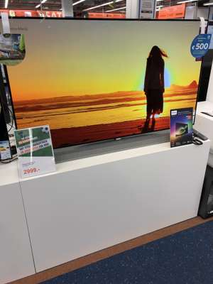 [Lokal] Saturn Essen - Philips 65 OLED 973 /12