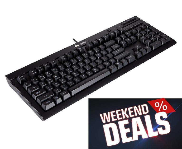 Corsair K66 Weekend Deal bei MIFCOM