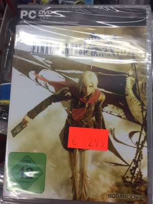 Final Fantasy Type-0 HD PC Lokal MM Passau